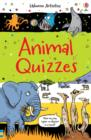 Animal Quizzes - Book