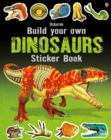 Build Your Own Dinosaurs Sticker Book - Book