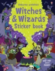 Witches and Wizards Sticker Book - Book