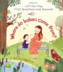 Where Do Babies Come From? - Book