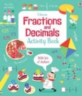 Fractions and Decimals Activity Book - Book