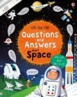Lift-The-Flap Questions and Answers About Space - Book