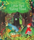 Peep Inside a Fairy Tale Little Red Riding Hood - Book