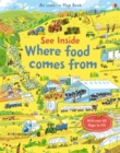 See Inside Where Food Comes From - Book