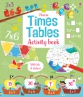 Times Tables Activity Book - Book