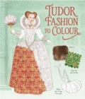 Tudor Fashion to Colour - Book