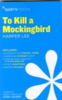 To Kill a Mockingbird SparkNotes Literature Guide - Book