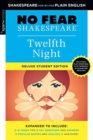 Twelfth Night: No Fear Shakespeare Deluxe Student Edition - Book