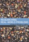 Researching Real-World Problems : A Guide to Methods of Inquiry - Book