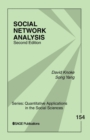 Social Network Analysis - Book