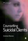 Counselling Suicidal Clients - Book
