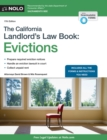 California Landlord's Law Book, The : Evictions - eBook