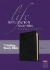 NKJV Life Application Study Bible Large Print - Book