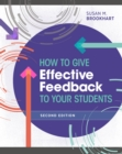 How to Give Effective Feedback to Your Students - eBook