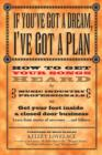 If You've Got a Dream, I've Got a Plan - eBook
