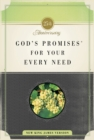 God's Promises for Your Every Need - eBook