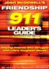 Friendship 911 Leader's Guide : Helping Friends Who Struggle with Life's Toughest Issues - eBook