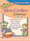 Busy People's Slow Cooker Cookbook - eBook