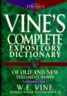 Vine's Complete Expository Dictionary of Old and New Testament Words : With Topical Index - eBook