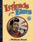 Legends of the Blues - Book