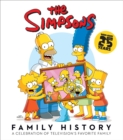 Simpsons Family History - Book