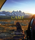 Fifty Places to Camp Before You Die - Book