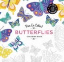 Butterflies Coloring Book - Book