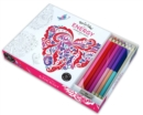 Energy ( Coloring Book and Pencils ) Color In; Vive Le Color! - Book