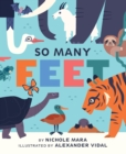 So Many Feet - Book