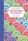 "Kaffe Fassett s Adventures in Color (Adult Coloring Book):36 Colo : ""36 Coloring Plates, 10 Inspiring Tutorials"" - Book"