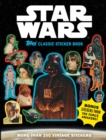 Star Wars Topps Classic Sticker Book - Book