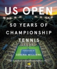 US Open: 50 Years of Championship Tennis - Book
