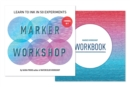 Marker Workshop (2 Books in 1): Learn to Ink in 50 Experiments - Book