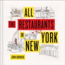 All the Restaurants in New York - Book