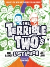 The Terrible Two's Last Laugh - Book