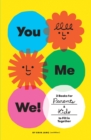 You, Me, We! (Set of 2 Fill-in Books) : 2 Books for Parents and Kids to Fill in Together - Book