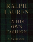 Ralph Lauren: In His Own Fashion - Book