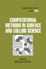 Computational Methods in Surface and Colloid Science - eBook