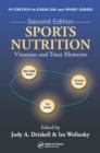 Sports Nutrition : Vitamins and Trace Elements, Second Edition - eBook