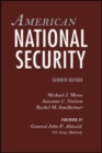 American National Security - Book