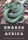 Snakes of Central and Western Africa - Book