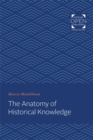 The Anatomy of Historical Knowledge - Book
