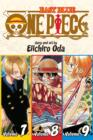 One Piece:  East Blue 7-8-9, Vol. 3 (Omnibus Edition) - Book