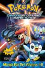 Pokemon Diamond and Pearl Adventure! Box Set - Book