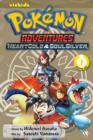 Pokemon Adventures: Heart Gold Soul Silver, Vol. 1 - Book