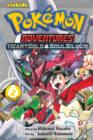 Pokemon Adventures: Heart Gold Soul Silver, Vol. 2 - Book