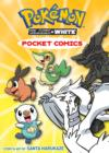 Pokemon Pocket Comics: Black & White - Book