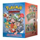 Pokemon Adventures Ruby & Sapphire Box Set : Includes Volumes 15-22 - Book