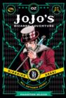 JoJo's Bizarre Adventure: Part 1--Phantom Blood, Vol. 2 - Book