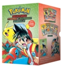 Pokemon Adventures Fire Red & Leaf Green / Emerald Box Set : Includes Volumes 23-29 - Book